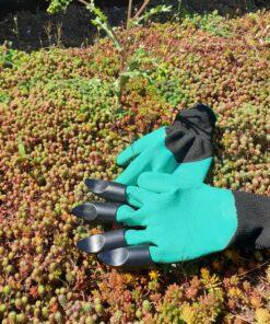 klauw handschoenen